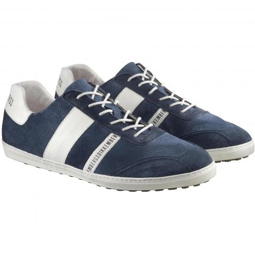 Herren Sneaker Wembley Suede Blue