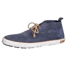 Blackstone SUEDE Sneaker blue