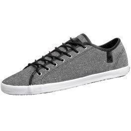 Bobbie Burns BASIC LO TEXTILE Sneaker black