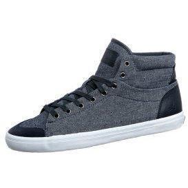 Bobbie Burns HEMP MID Sneaker blue