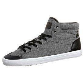 Bobbie Burns HEMP MID Sneaker grey
