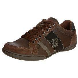 Boras CLIVE Sneaker dk brown/black