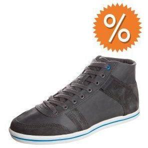 Boras CONTACT MID Sneaker dark grey/ white/ blue