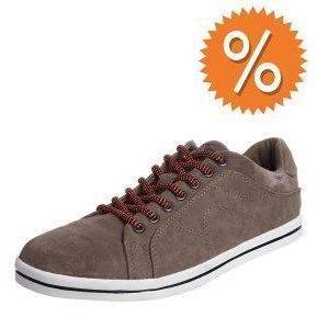 Boras COZMO LO Sneaker taupe/white