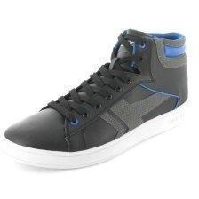 Boras SNEAKER BOOTS IN ÜBERGRÖSSEN Sneaker schwarz/grau/blau