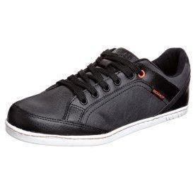 Boras URBAN LO Sneaker black/white/orange
