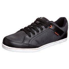 Boras URBAN LO Sneaker black/white/orange
