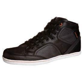 Boras URBAN MID Sneaker black/white/orange