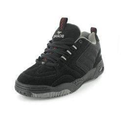Boras XXL SKATERSCHUHE Sneaker schwarz