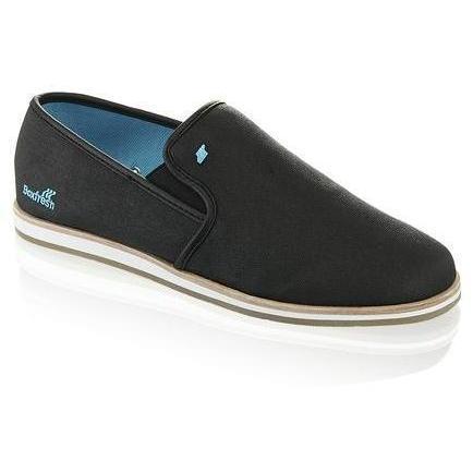 Brixtn Sneaker Boxfresh schwarz