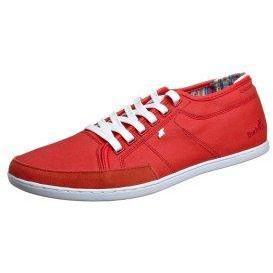 Boxfresh SPARKO Sneaker low canvas soft red