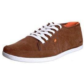 Boxfresh SPARKO SUEDO Sneaker brownorange