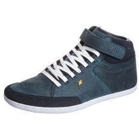 Boxfresh SWICH Sneaker petrol/orange