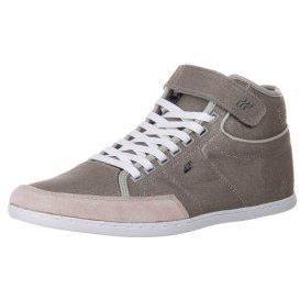Boxfresh SWICH WAXED CANVAS Sneaker light grey/blue striped