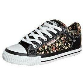 British Knights ATOLL LO Sneaker low black/flower