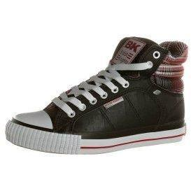 British Knights ATOLL Sneaker high blk/red/wht