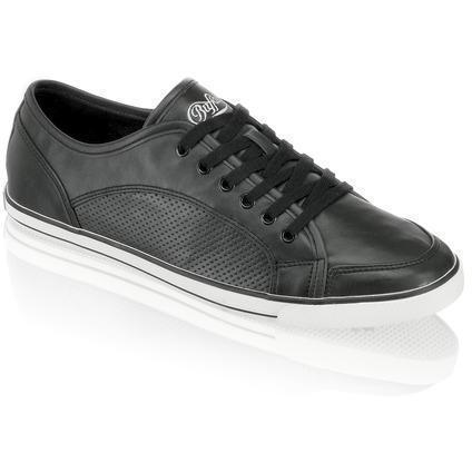 Derby Sneaker Buffalo schwarz