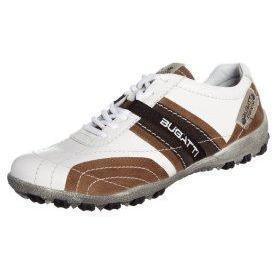 Bugatti Sneaker weiß/braun