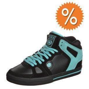 C1rca 99 VULC Sneaker black / aruba blue