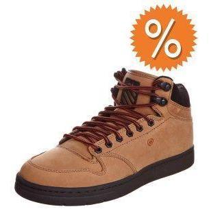 C1rca LURKER Sneaker leather brown/ black