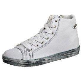 CAFèNOIR Sneaker high bianco