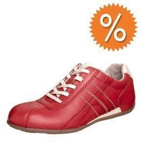 camel active LIFE Sneaker low red ivory