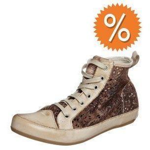 Candice Cooper STAR BORD Sneaker high testa di moro