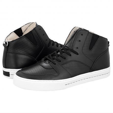 Clae Rollins Sneakers Black Full Grain