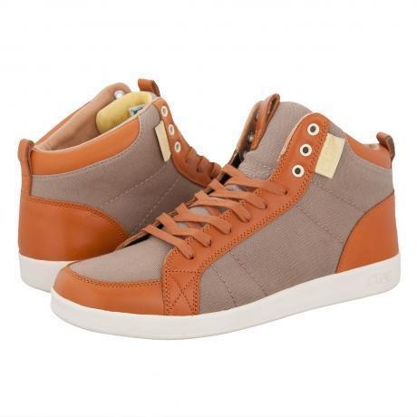 Clae Russel Sneakers Caramel Sage