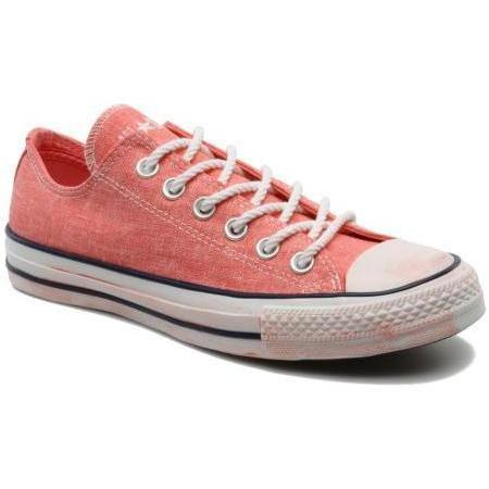 Converse - Chuck Taylor All Star Garment Sparkle Ox W by Converse - Sneakers für Damen / rosa