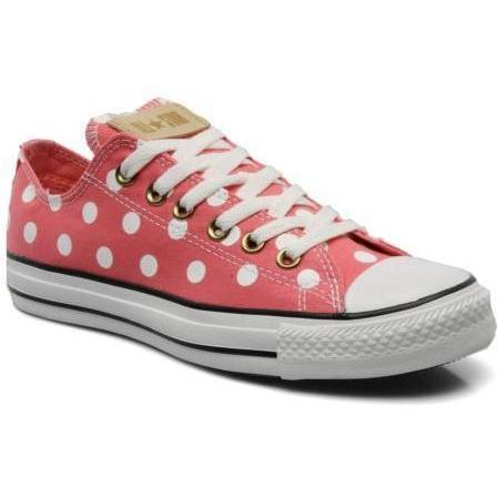 Chuck Taylor All Star Polka Dot Ox W by Converse