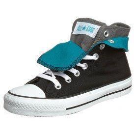 Converse CHUCK TAYLOR AS TWO FOLD Sneaker high black/enamel blue/charcoal