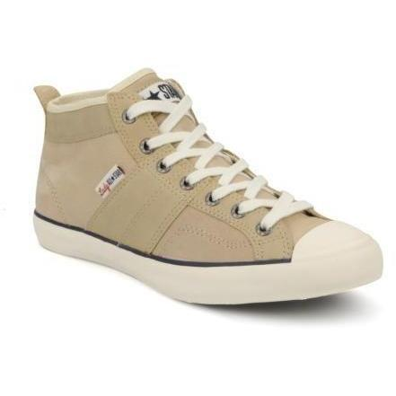 Converse - Chuck taylor lady all star nubuck mid by Converse - Sneakers für Damen / beige
