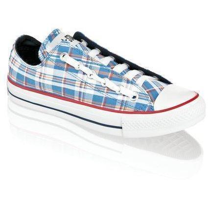 Chuck Taylor Sneaker Converse blau kombiniert