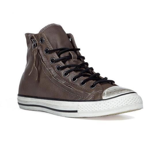 Major Brown JV AS Double Zip Hi Sneakers