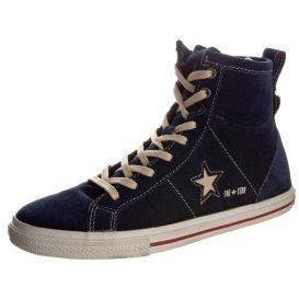 Converse ONE STAR 2011 HIGH Sneaker high dress blues/almond buff