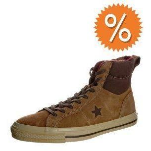 Converse ONE STAR CLASSIC 74 HI Sneaker high tobacco brown/chocolate