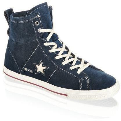 One Star Sneaker Converse blau