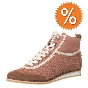 Crick It DARLEEN Sneaker high tabak