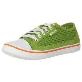 Crocs HOVER CROSMESH LANCE UP Sneaker parrot green/white