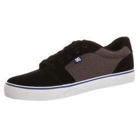 DC Shoes ANVIL Sneaker black/pewter