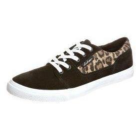 DC Shoes BRISTOL Sneaker low black / leopard