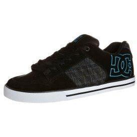 DC Shoes CHASE Sneaker black/turquoise/plaid