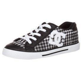 DC Shoes CHELSEA Sneaker low black/white/armor