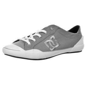 DC Shoes CHELSEA Sneaker low grey/white