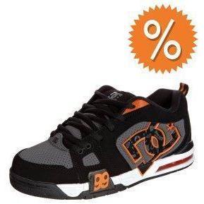 DC Shoes FRENZY TP Sneaker black/battleship