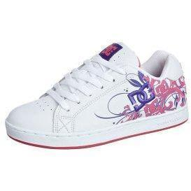 DC Shoes PIXIE Skaterschuh white/crazy pink