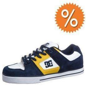 DC Shoes PURE SLIM Sneaker DC navy/ white