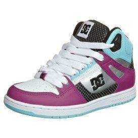 DC Shoes REBOUND HI Sneaker high ocean blue/white