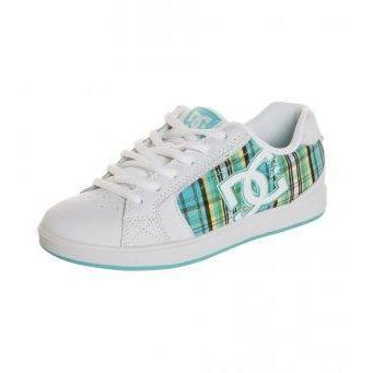DC Shoes Sneaker low weiss